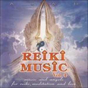 Reiki Music 4 - CD Audio di Ajad
