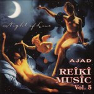 Reiki Music 5 - CD Audio di Ajad