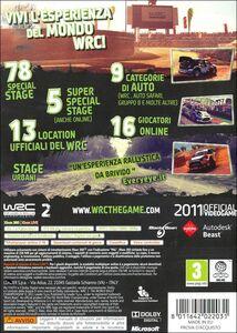 Videogioco WRC 2 Fia World Rally Championship Xbox 360 4