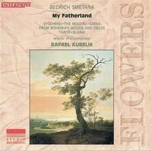 Ma Vlast - CD Audio di Bedrich Smetana,Rafael Kubelik