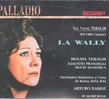 La Wally - CD Audio di Alfredo Catalani