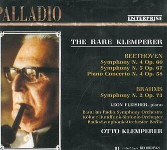 Sinfonia n.4 Op.60 in Si - CD Audio di Ludwig van Beethoven