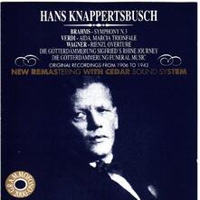 Sinfonia n.3 op.90 in Fa - CD Audio di Johannes Brahms