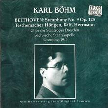 Sinfonia n.9 - CD Audio di Ludwig van Beethoven,Karl Böhm