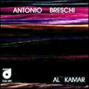 Al Kamar - CD Audio di Antonio Breschi