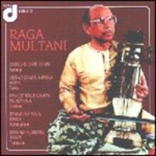 Raga Multani - CD Audio