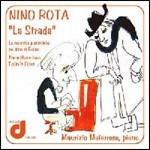 Cover CD Colonna sonora La strada