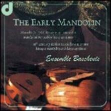 The Early Mandolin vol.1 - CD Audio