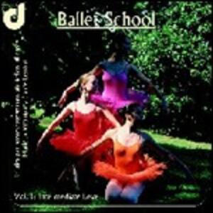 Ballet School vol.3: Intermediate Level - CD Audio