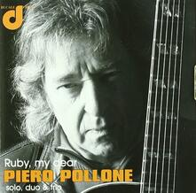 Ruby, my Dear - CD Audio di Piero Pollone