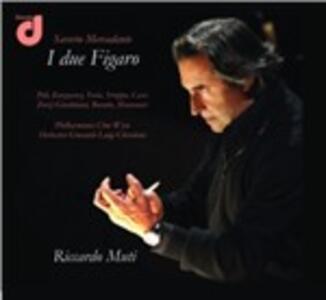 I due Figaro - CD Audio di Saverio Mercadante,Riccardo Muti,Orchestra Giovanile Luigi Cherubini,Antonio Poli,Asude Karayavuz,Rosa Feola,Annalisa Stroppa