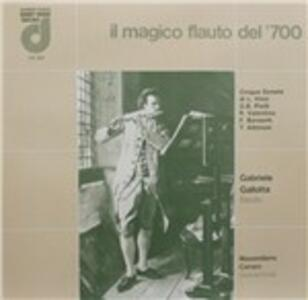 Il Magico Flauto Del '700 - Vinile LP