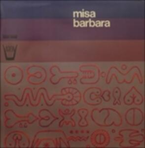 Misa Barbara - Vinile LP
