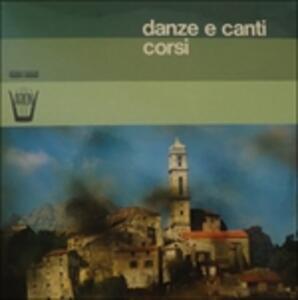 Danze e Canti Corsi - Vinile LP