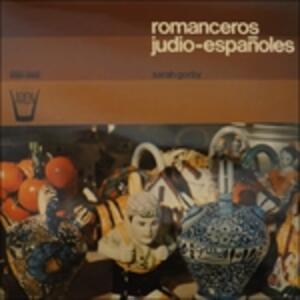 Romanceros Judio-Espanoles - Vinile LP