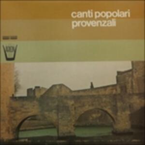 Canti Popolari Provenzali - Vinile LP