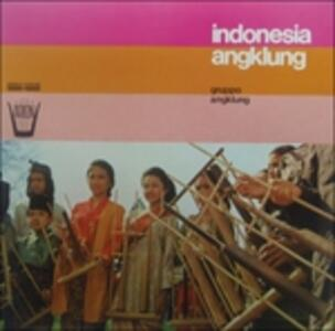 Indonesia Angklung - Vinile LP