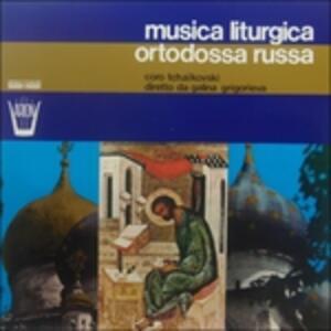 Musica Liturgica Ortodossa Russa - Vinile LP