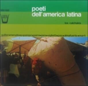 Poeti Dell' America Latina - Vinile LP