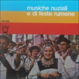 Musiche Nuziali e di Feste Rumene - Vinile LP