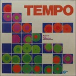 Tempo, Musique Pour L'education Psychomotrice - Vinile LP