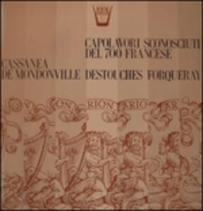 Capolavori Sconosciuti Del '700 Francese - Première Suite - Vinile LP di Antoine Forqueray