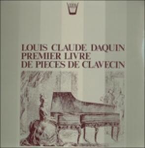 Primo Libro di Opere per Clavicembalo - Vinile LP