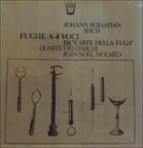 """Fughe a 4 Voci da """"l'arte Della Fuga"""" Bwv 1080 - Vinile LP di Johann Sebastian Bach"""