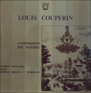 Composizioni per tastiera - Vinile LP di François Couperin