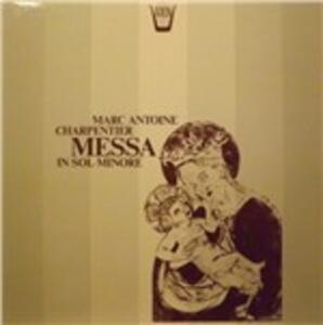 Messa in Sol Minore - Vinile LP di Marc-Antoine Charpentier