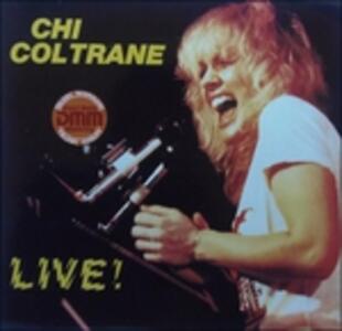 Live! - Vinile LP di Chi Coltrane