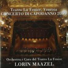 Concerto di capodanno 2004 dal Teatro La Fenice di Venezia - CD Audio di Lorin Maazel,Orchestra del Teatro La Fenice