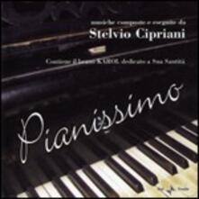 Pianissimo (Colonna sonora) - CD Audio di Stelvio Cipriani