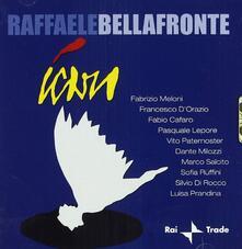 Icaro - Danceuses nocturnes - Rapsodia metropolitana - Trio fantasia - Ublò - Notturno - CD Audio di Raffaele Bellafronte
