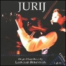 Jurij (Colonna sonora) - CD Audio di Leonard Rosenman