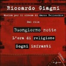 Musica per Il Cinema di Marco Bellocchio (Colonna sonora) - CD Audio di Riccardo Giagni