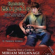 Rosso Malpelo (Colonna sonora) - CD Audio di Miriam Meghnagi