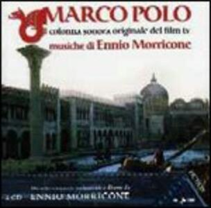 Marco Polo (Colonna Sonora) - CD Audio di Ennio Morricone