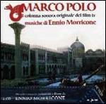 Cover CD Colonna sonora Marco Polo (La grande avventura di un italiano in Cina)