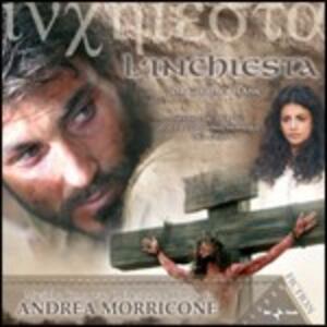 L'inchiesta (Colonna Sonora) - CD Audio di Andrea Morricone