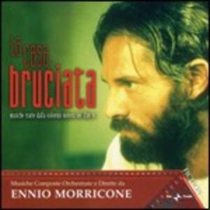 La Casa Bruciata (Colonna Sonora) - CD Audio di Ennio Morricone