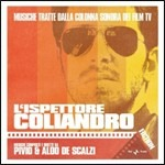 Cover CD Colonna sonora L'ispettore Coliandro