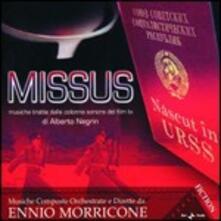 Missus (Colonna sonora) - CD Audio di Ennio Morricone