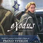 Cover CD Colonna sonora Exodus
