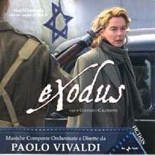 Exodus (Colonna sonora) - CD Audio di Paolo Vivaldi