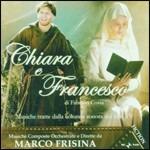 Cover CD Colonna sonora Chiara e Francesco