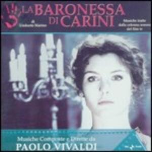 La Baronessa di Carini (Colonna Sonora) - CD Audio di Paolo Vivaldi