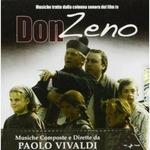 Cover della colonna sonora del film Don Zeno. L'uomo di Nomadelfia