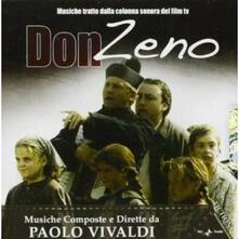 Don Zeno (Colonna Sonora) - CD Audio di Paolo Vivaldi