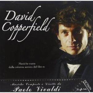 David Copperfield (Colonna Sonora) - CD Audio di Paolo Vivaldi